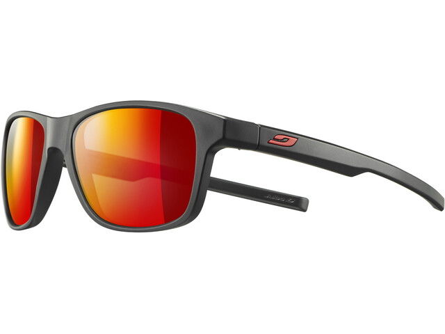 Julbo Cruiser Spectron 3CF Sunglasses matt black/multilayer red